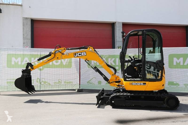 View images JCB 8025ZTS 8025 excavator