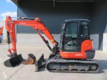 Excavadora Kubota KX 057-4 miniexcavadora usada