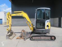 New Holland E 30.2 SR mini-escavadora usada