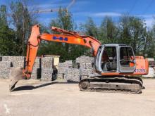 Escavadora escavadora de lagartas Hitachi EX135