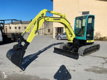 Yanmar VIO 50 mini escavatore usato