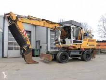 Escavatore gommato Liebherr A914Litronic