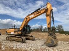 现代 HX330L 履带式挖掘机 二手