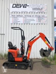 Excavadora miniexcavadora Kubota GESTOLEN U10-3minigraver
