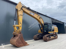 Excavadora Caterpillar 352F excavadora de cadenas usada