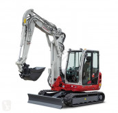 Takeuchi TB370-TP mini-escavadora usada