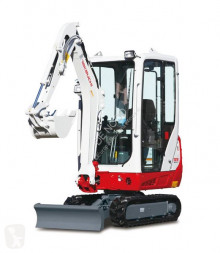 Escavadora Takeuchi TB216 mini-escavadora usada