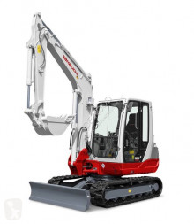 Escavadora Takeuchi TB 250 mini-escavadora usada