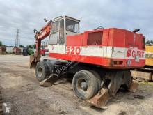 Excavadora de cadenas Guria 520 520/B
