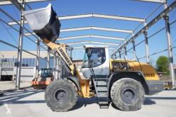 Excavadora excavadora de ruedas Liebherr L556