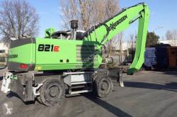 Excavadora Sennebogen 821 M excavadora de manutención usada