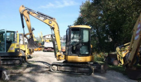 Caterpillar 305C R used mini excavator