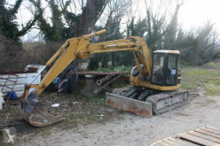 Caterpillar 313C used track excavator