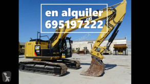 Caterpillar wheel excavator 320 EL RR