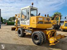 Liebherr A308 escavatore gommato usato