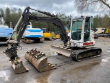 Escavadora Volvo ECR48 C escavadora de lagartas usada