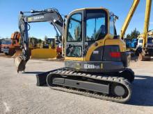Excavadora Volvo ECR88 Plus miniexcavadora usada