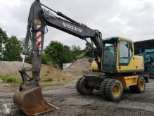 Excavadora excavadora de ruedas Volvo EW 140 B