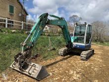 Excavadora IHI 65NX miniexcavadora usada