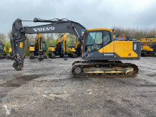 Excavadora excavadora de cadenas Volvo EC160EL