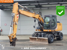 Case wheel excavator WX148 DUTCH MACHINE - 80% TYRES