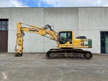 Excavadora excavadora de cadenas Komatsu PC290LC8