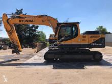 Hyundai R220LC-9A used track excavator