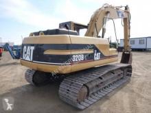 Excavadora Caterpillar 320BL excavadora de cadenas usada