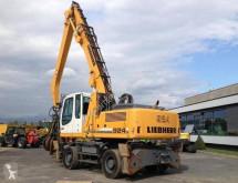 Excavadora excavadora de manutención Liebherr A924CLitronic