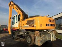 Excavadora Liebherr A934C Litronic excavadora de manutención usada