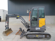 Volvo mini excavator ECR 25 D