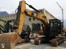 Caterpillar 323DLN used track excavator