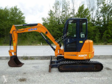 Hanix H36CR mini-escavadora usada