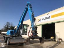 Fuchs MHL 250 used wheel excavator