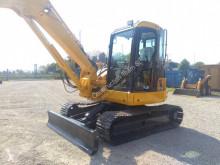 Escavadora Komatsu PC88MR-6 mini-escavadora usada