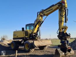 Escavatore gommato Yanmar B 110 W