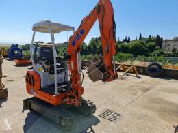 Excavadora Fiat Kobelco E16R miniexcavadora usada
