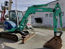 Excavadora IHI 50V miniexcavadora usada