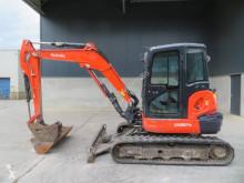 Kubota KX 057-4 used mini excavator