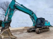 Kobelco SK350 NLC-10 excavadora de cadenas usada
