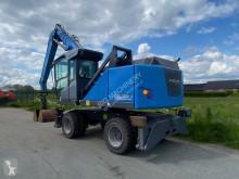 Fuchs MHL 320F used wheel excavator