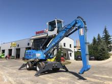 Fuchs MHL 320 used industrial excavator