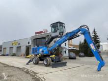 Escavadora de grifa manutenção Fuchs MHL 320