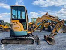 Yanmar VIO 30 mini-excavator second-hand