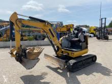 Caterpillar 302.7D/CR used mini excavator