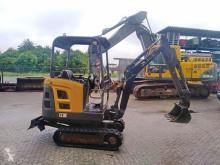 Volvo mini excavator EC18C