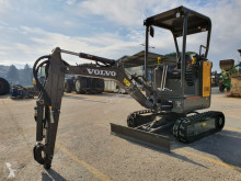 Volvo mini excavator ECR18E
