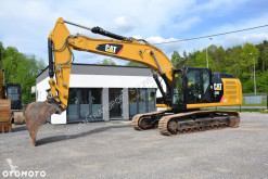 Excavadora Caterpillar 329 E excavadora de cadenas usada