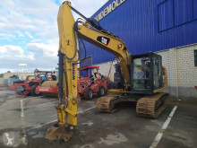 Caterpillar 312E used track excavator