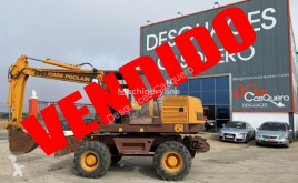 Case POCLAIN 61 P excavadora de ruedas usada